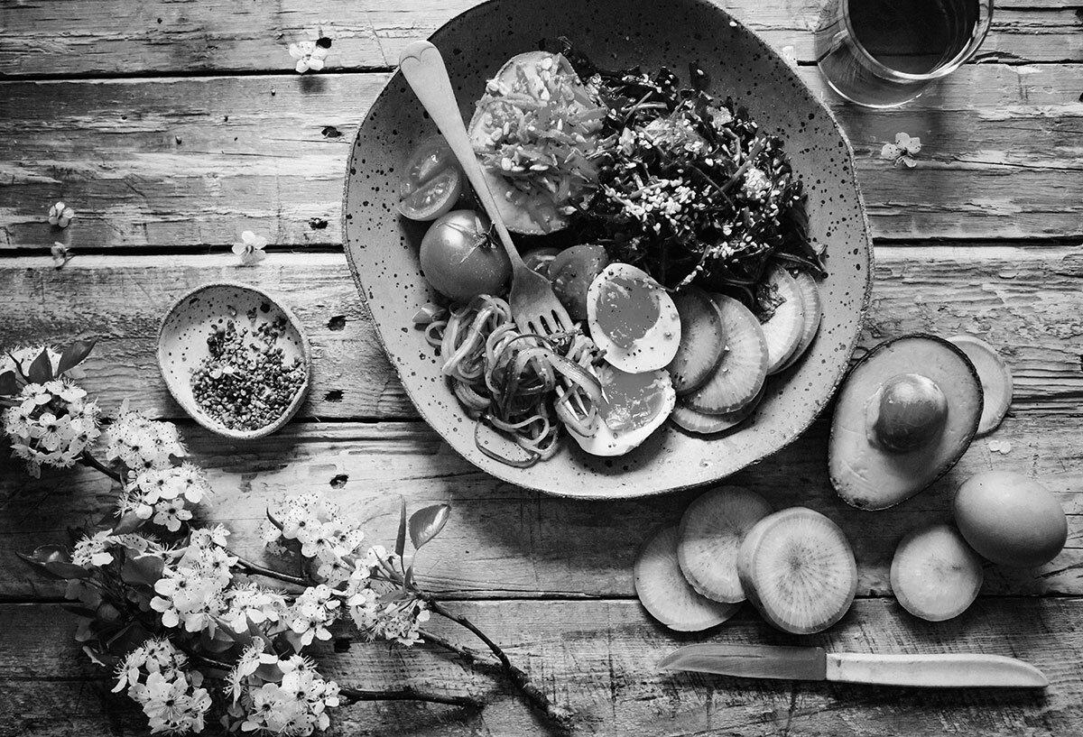 Van gezonde voeding word je slank?