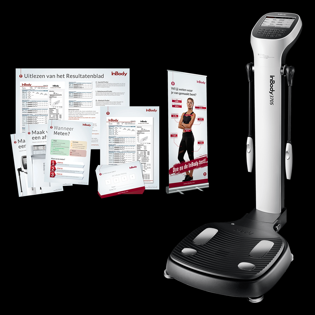 InBody 370S Body Mass Analyser